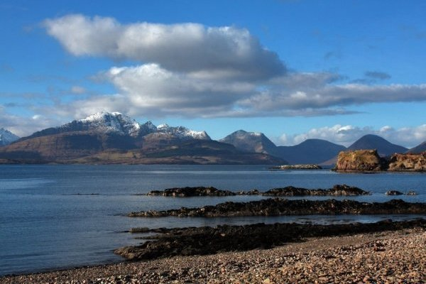Highlands Grand Ouest et Ile de Mull