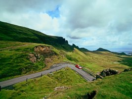 Fly & Drive Ecosse