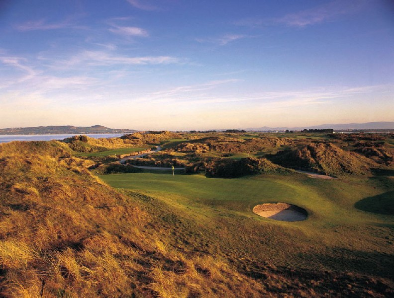 Club de Golf de Portmarnock, Links Golf, Irlande
