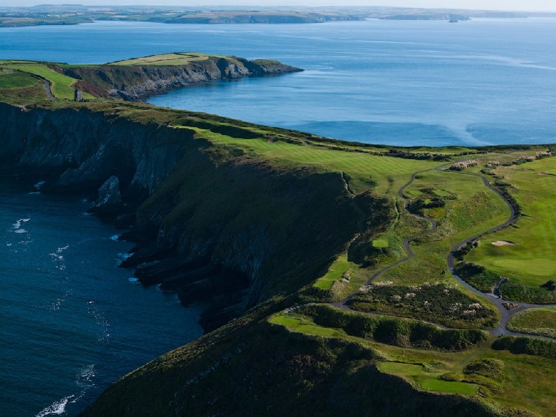 Golf, Old Head Links, Kinsale, Cork, Irlande
