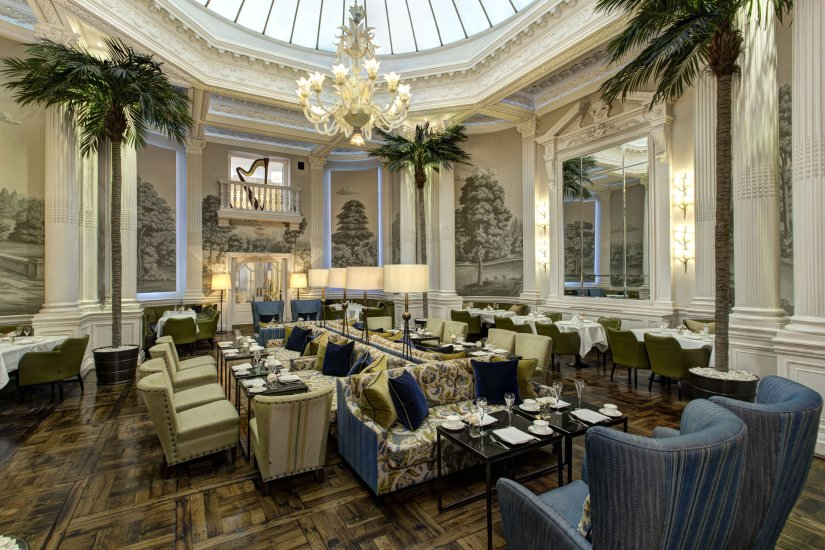 The Balmoral Palm Court, Ecosse