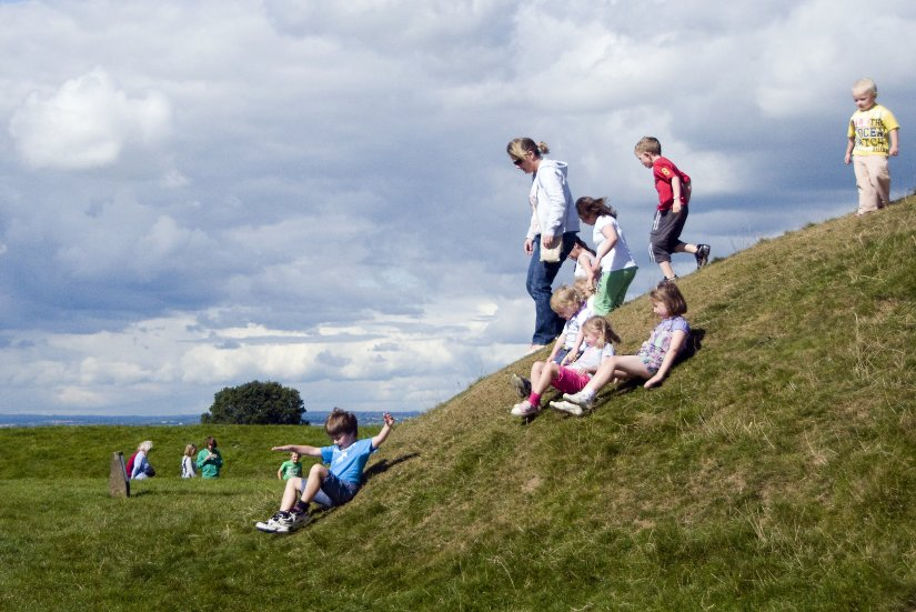 Hill of Tara, Meath, Boyne Valley, Irlande