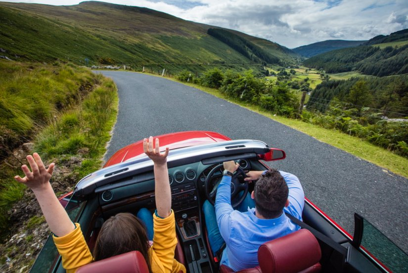 Voiture Irlande, Wicklow