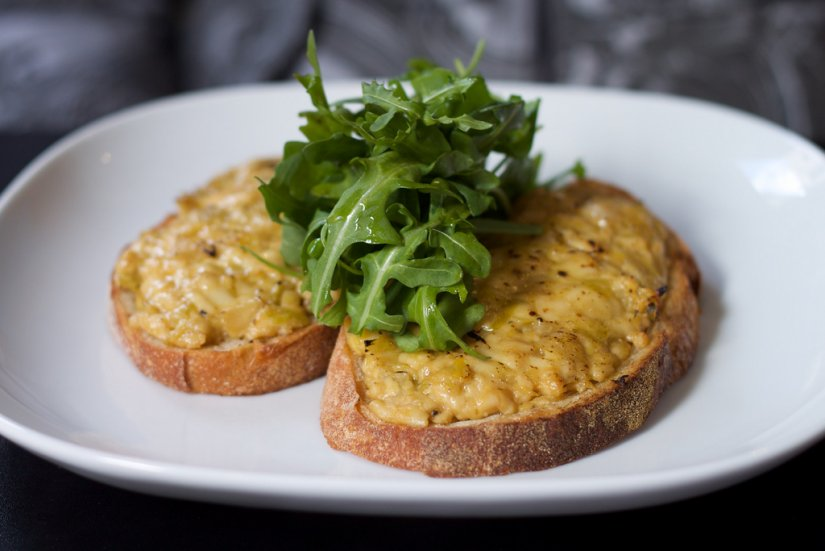 Welsh Rarebit, Gastronomie Pays de Galles