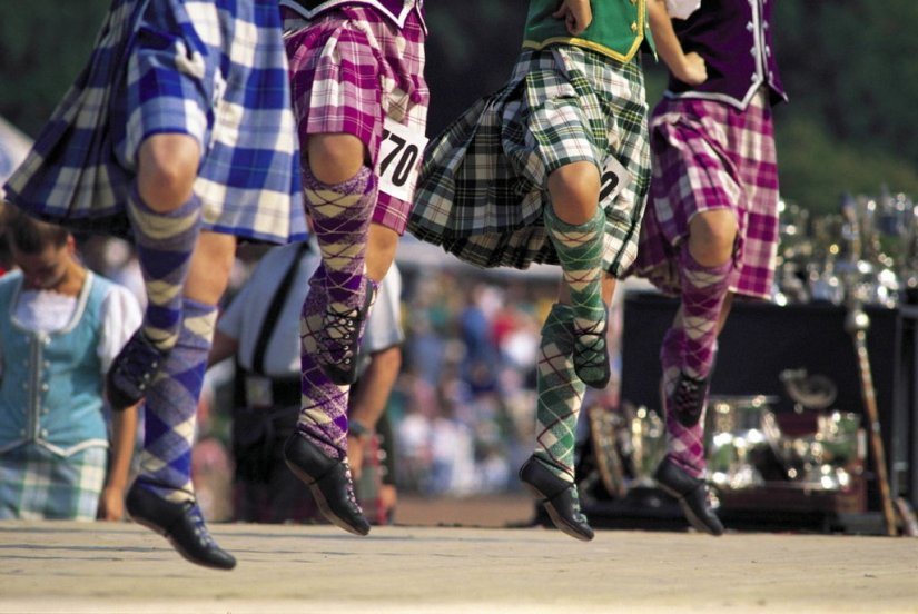 Highland Games, Ecosse