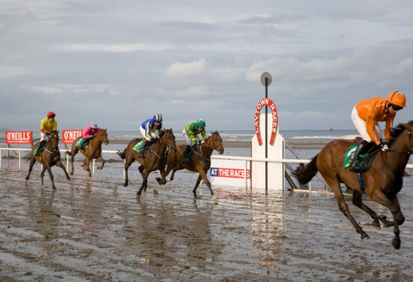 Laytown Races Meath