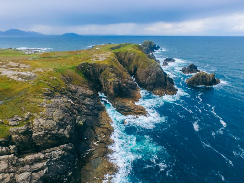 Cap de Malin Head